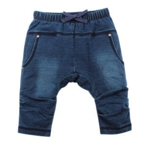 image of baby denim pants