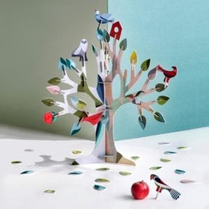 interior décor totem dream tree styled image - artistic, sustainable objects for any room in the house