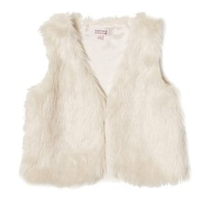 image of Lana fur vest