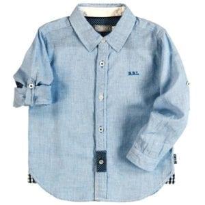image of Boboli 'Azzurro' Shirt