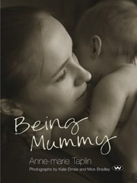 gift book image shows book cover photo of mum nursing baby