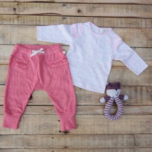 Winter Baby Girl Collection