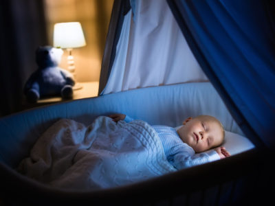Sharing stories of safe sleep for babies