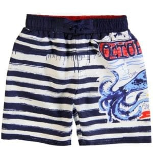 photo of boys octopus boxer swim shorts by Boboli
